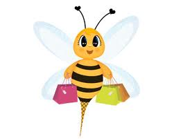 Bee Shopping