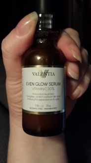 Valencia Even Glow Serum
