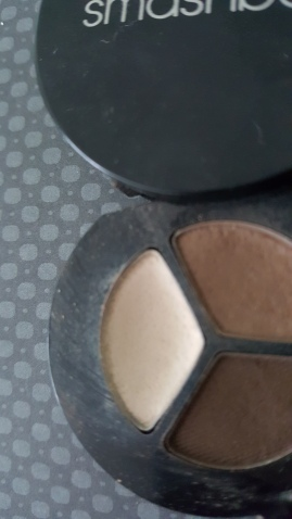 Smashbox Eye Shadow in Vanilla from the Filter trio value pack size