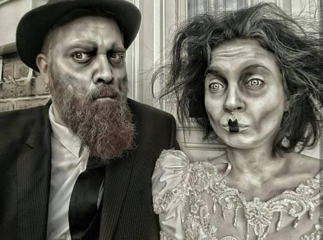 Halloween Makeup Tips from BingemansScreampark